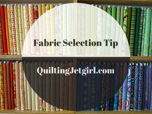 Fabric Selection Tip