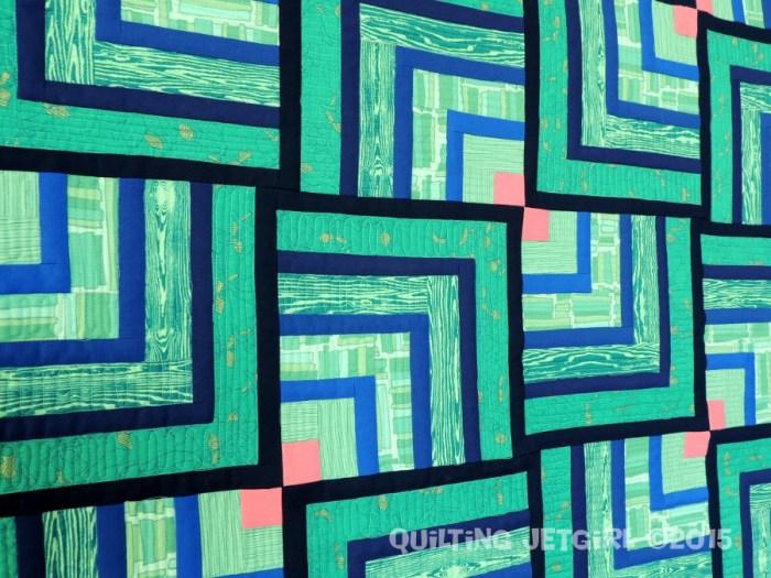 Mini Quilt Swap - Detail