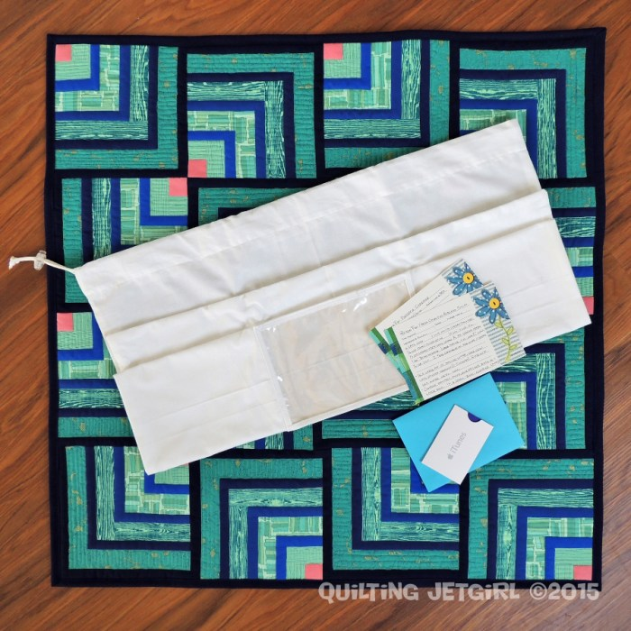 Mini Quilt Swap - Swap Goodies