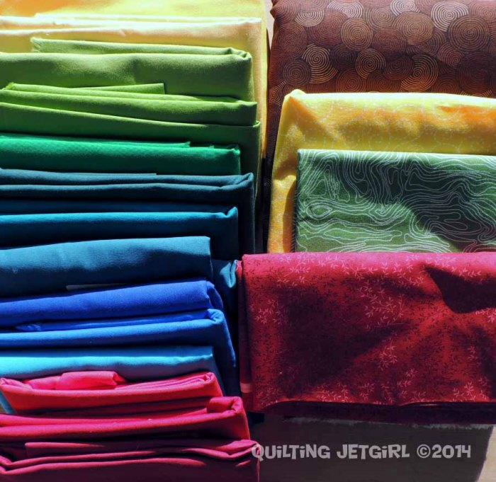 Myer Quilt - Fabric