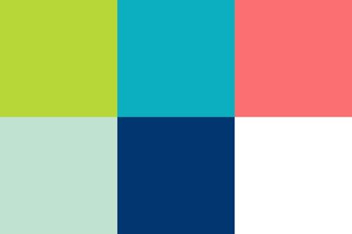 Watermelon Summer Color Palette