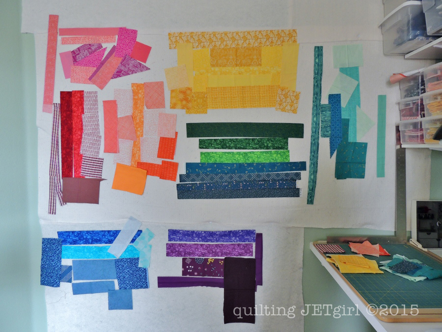 Scrap Color Organization