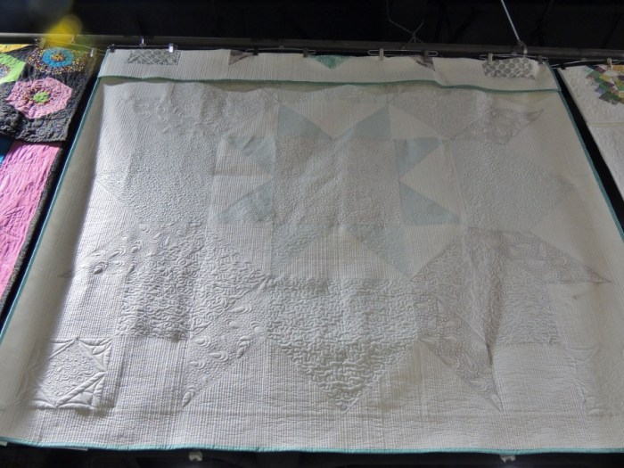 Lucent Quilting on Display