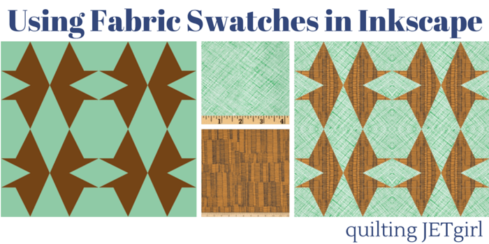 Using Fabric Swatches in Inkscape