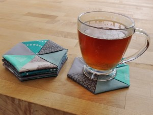 Hexie Coasters for Renee