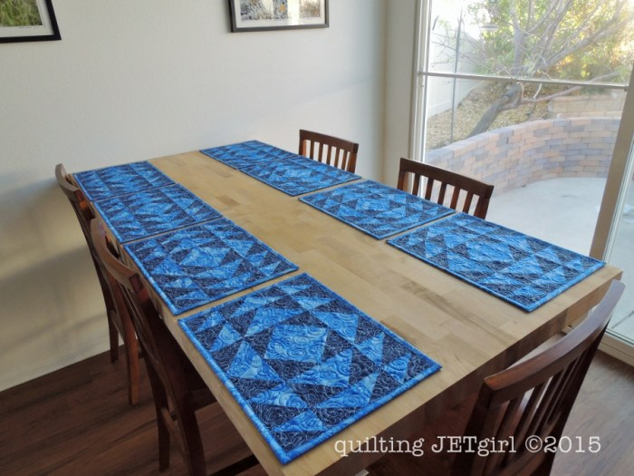 Lighthouse Lens Placemats
