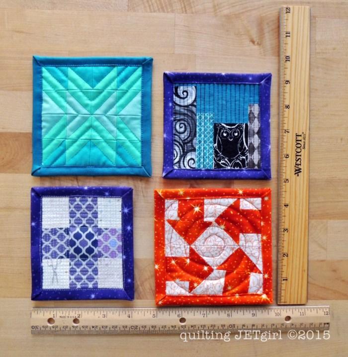 Mini Mini Quilts