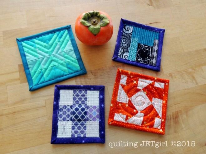 Mini Mini Quilts 15-18
