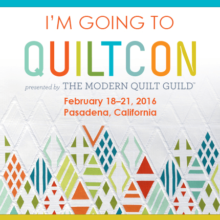 QuiltCon West 2016