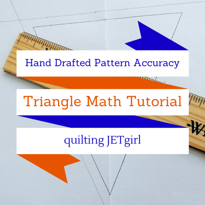 Hand Drafted Pattern Accuracy