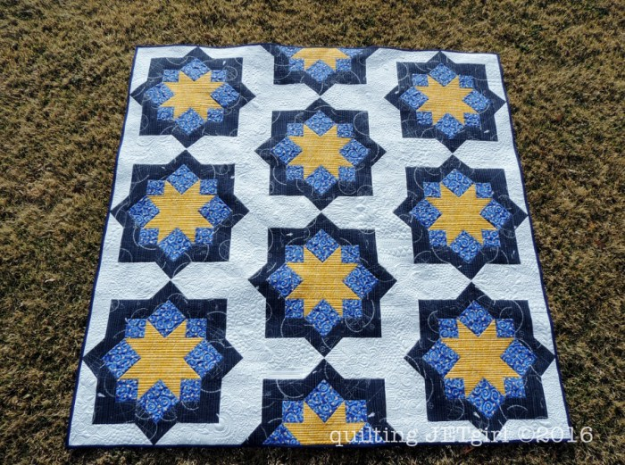 Midnight Mystery Quilt