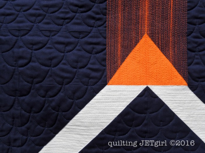 Beacon - Quilting Detail