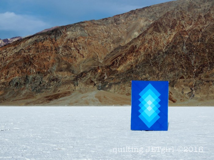 Sunburst at Badwater Salt Flat, Death Valley National Park