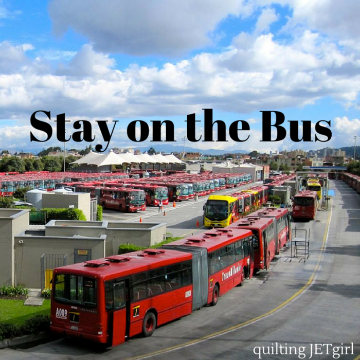 Stay on the Bus