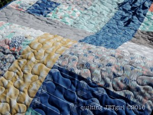 Bundle Buster - Quilting Detail