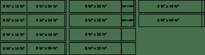 Fabric C Subcutting Diagram
