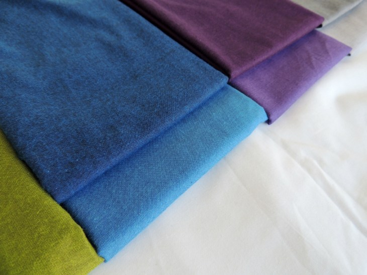 Meadow Mystery Quilt - Fabric Selection