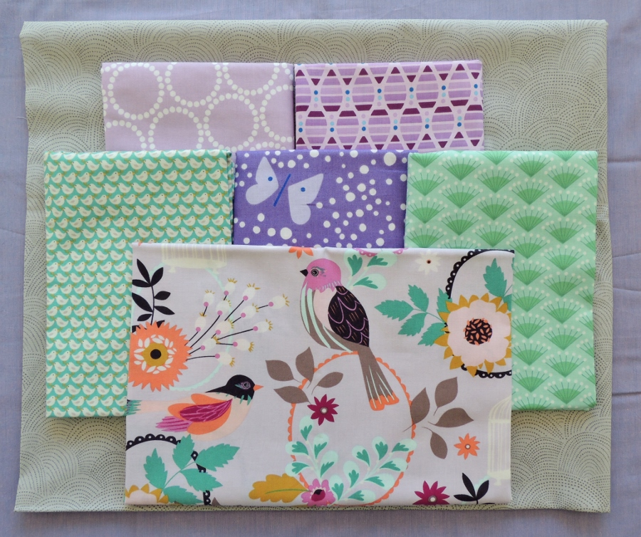 Lucent Baby Quilt Fabric