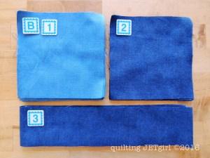 Meadow Mystery Quilt - Cut Fabric B
