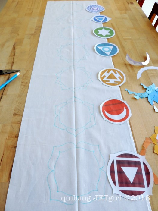 Quilt the Life Into It - Planning