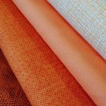 Triangle Transparency Sample Fabric Bundle: Orange