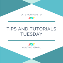 Tips and Tutorials Tuesday