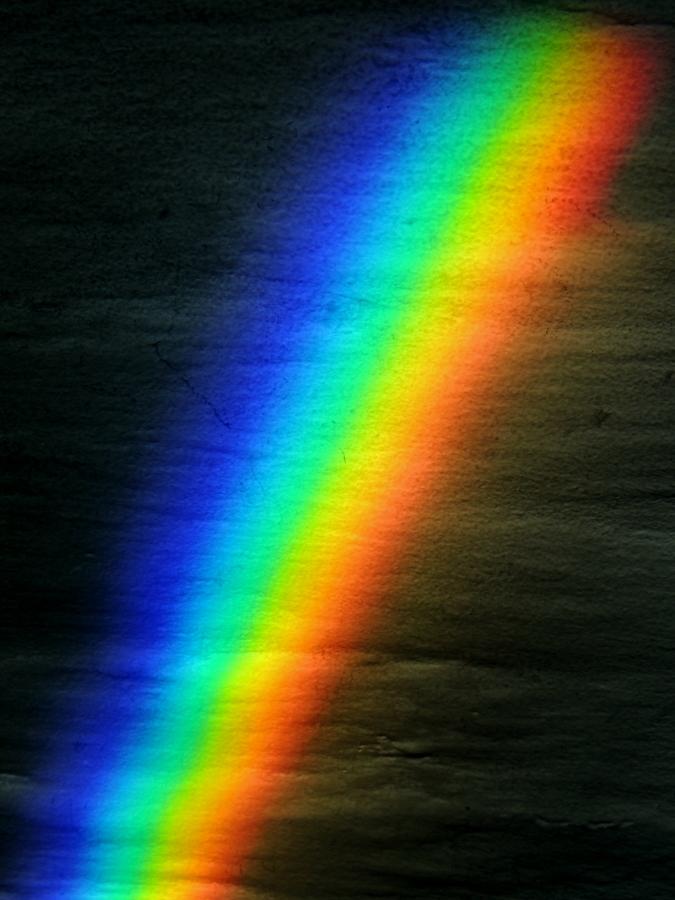 Big Lenses = Bold Rainbows