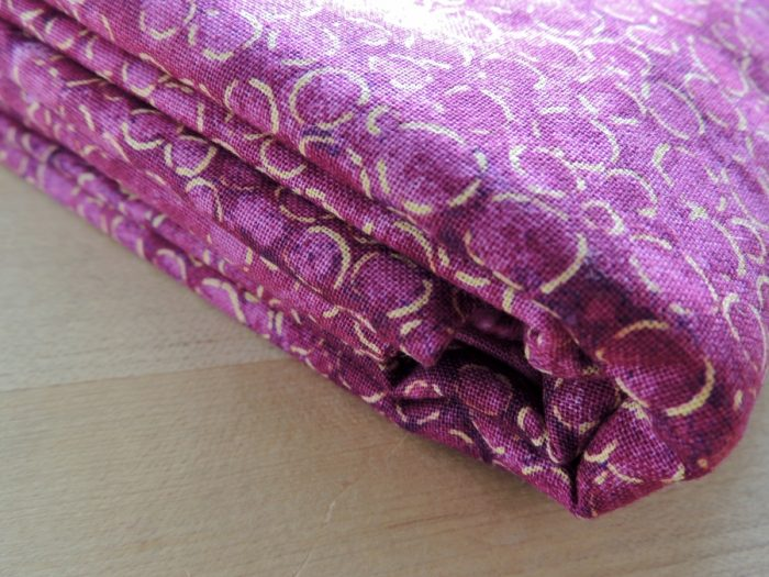 Artisan Spirit Shimmer in Fuchsia from BackSide Fabrics