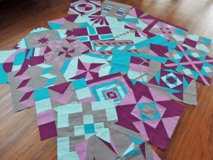 Cloud9 New Block Charity Quilt Blocks