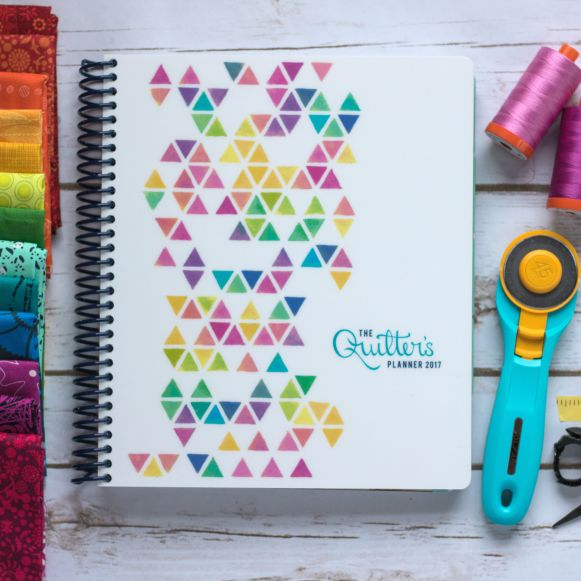 2017 Quilter's Planner