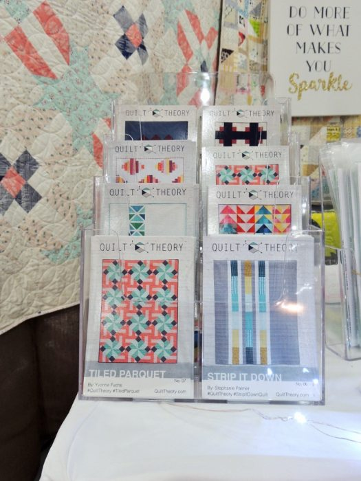 Quilt Theory Pattern Cards