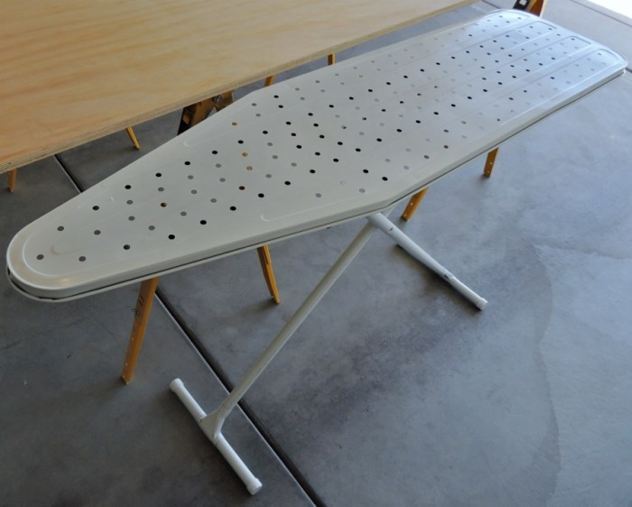 Step 1 - Remove Ironing Board Cover