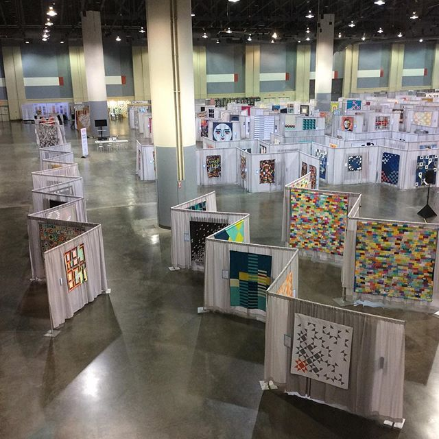 2017 QuiltCon Savannah