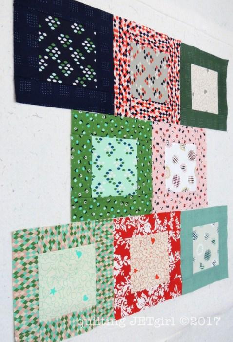 8 Blocks for Block Drive