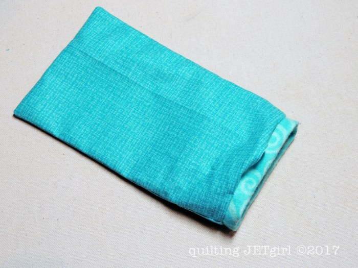 Simple Sunglasses Case - Step 7