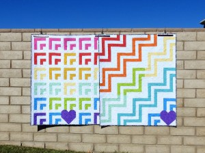 #QuiltsForVegas - Finished Quilts