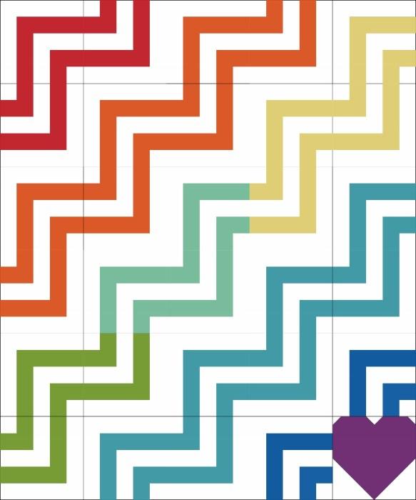 #QuiltsForVegas: Mockup 2