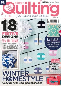 Love, Patchwork & Quilting Issue 53