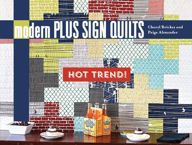 Modern Plus Sign Quilts