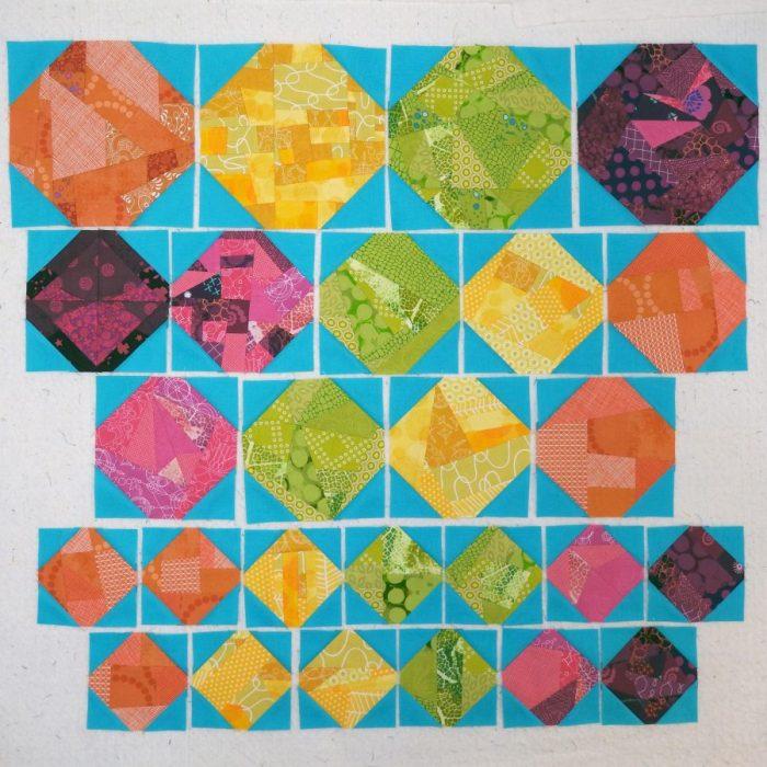 Murrina - Snowball Blocks