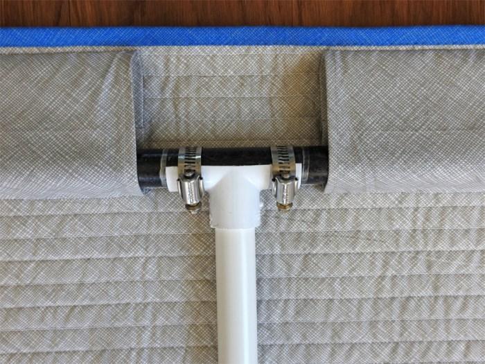 Step 5 - Check Broom Stick Center