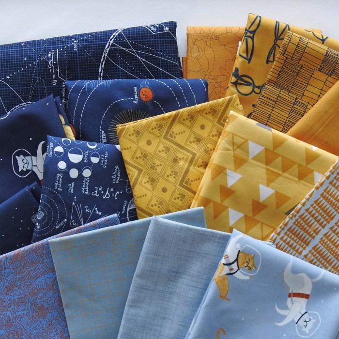 Yvonne's Splendid Sampler II Fabric Selection