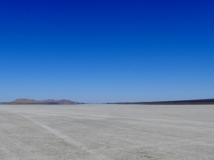 El Mirage Dry Lake Bed