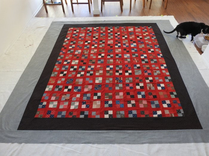 Vintage Quilt - Potential Solution