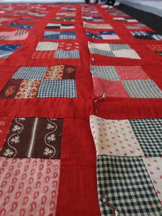 Vintage Quilt - Potential Solution