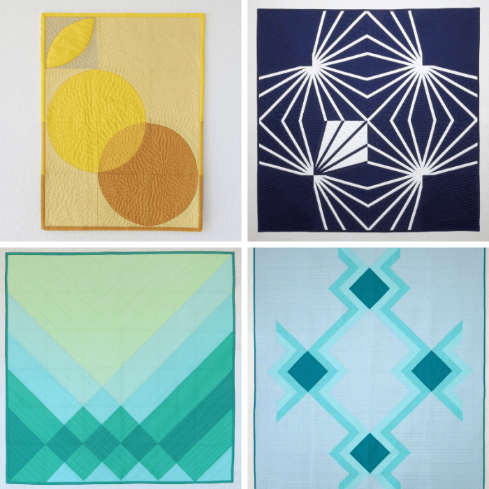 Quilting Jetgirl QuiltCon 2019 Submissions