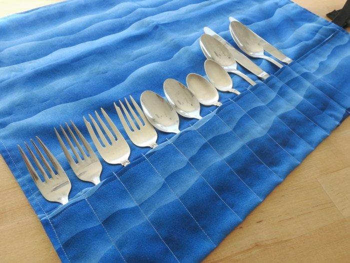 Silverware Roll