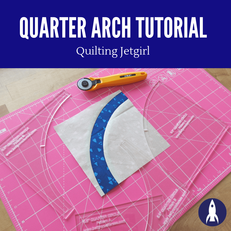 Quarter Arch Piecing Tutorial