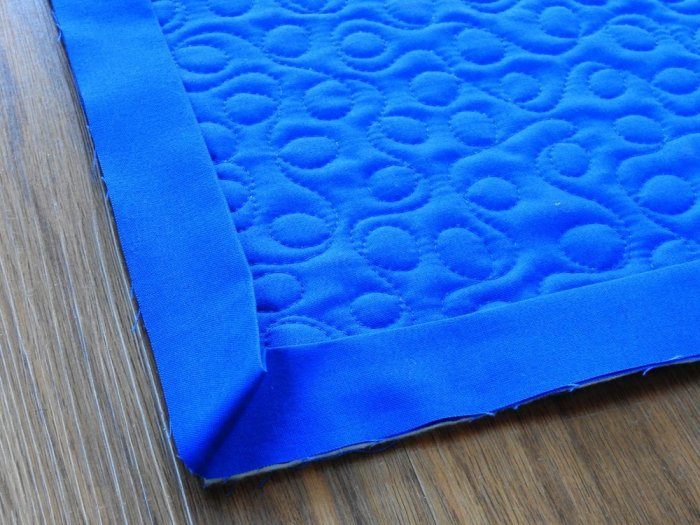Laying Out Binding