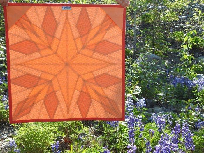 Sparkler Mini Quilt